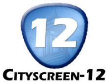 CityScreen Logo