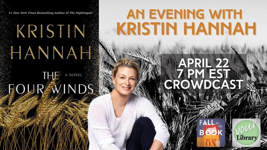 An Evening with Kristin Hannah Promo Photo